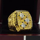 1978 Pittsburgh Steelers NFL Super Bowl FOOTBALL Championship Ring 7-15 Size