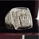 2007 New York Giants NFL Super Bowl FOOTBALL Championship Ring 7-15 Size