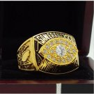 1981 San Francisco 49ers NFL Super Bowl FOOTBALL Championship Ring 7-15 Size