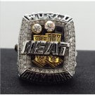 2013 Miami Heat Basketball Championship ring replica size 10 US VIP James