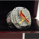 2011 St. Louis Cardinals MLB World Seires Championship Ring 11S Alloy solid in stock