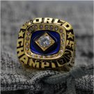 1978 New York Yankees MLB World Seires Championship Ring 7-15 Size