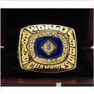 1985 the Kansas city royals league championship ring size 8 to 14 copper materials