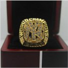 2000 New York Yankee MLB World Seires Championship Ring 7-15 Size Copper Solid Engraved Inside+BOX