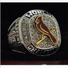 2011 St. Louis Cardinals world series Championship Ring 11 size copper solid back ingraved inside
