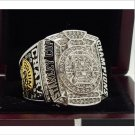 2011 Boston Bruins NHL Hockey Stanely Cup Championship Ring 7-15 Size Copper Solid