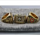 1978 Montreal Canadiens Hockey Championship Ring ICEBALL 7-15 Size