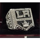 2014 Los Angeles LA Kings NHL Hockey Stanely Cup Championship Ring 7-15 Size Copper Solid