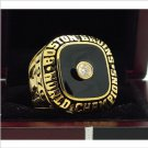 1970 Boston Bruins NHL Hockey Stanely Cup Championship Ring 7-15 Size Copper Solid