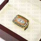 Team Logo wooden case 1987 Washington Redskins Super Bowl Championship Ring 10-13 size