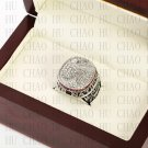 Team Logo wooden Case 2012 Alabama Crimson Tide NCAA Football National Championship Ring 10-13 size