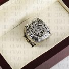 Team Logo wooden Case 2014 San Francisco Giants world Series Championship Ring 10-13 size