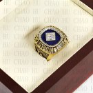 Team Logo wooden Case 1988 LOS ANGELES DODGERS world Series Championship Ring 10-13 size