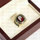 Team Logo wooden Case 1980 PHILADELPHIA PHILLIES world Series Championship Ring 10-13 size