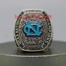 2017 NCAA University Of North Carolina Tar Heels National Basketball Championship Ring 10 Size