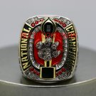 2016 2017 Clemson Tigers Final  National Championship Ring 8-14 Size  FOR PLAYER WATSON