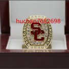 2016 2017 USC University of Southern California championship ring 8 Size copper