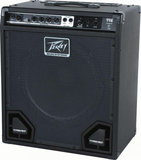 Peavey Max 115 Bass Combo Amp