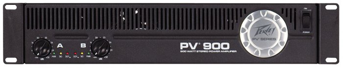 Peavey PV900 Power Amp FREE SHIPPING   www.tmscad.ecrater.com