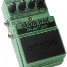 Digitech SynthWah Envelope Filter EFX Pedal  www.tmscad.ecrater.com