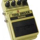 Digitech Tone Driver Overdrive EFX Pedal  www.tmscad.ecrater.com