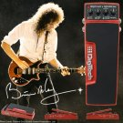 Digitech Brian May Red Special EFX Pedal w/ Power Supply, Pick & Gig Bag   www.tmscad.ecrater.com