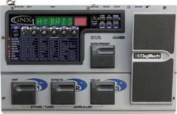 Digitech GNX1 Guitar Modeling Processor w. Power Supply  www.tmscad.ecrater.com
