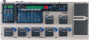 Digitech GNX3 Multi Modeling Digital 8 Track Guitar Workstation w/ Power Supply