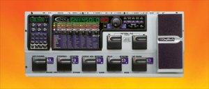 Digitech GNX4 Multi Modeling Guitar Workstaton 8 Track w/ USB, MP3 & Power Supply