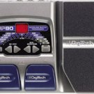 Digitech RP80 Guitar Modeling Processor w/ EXP Pedal & Power Supply   www.tmscad.ecrater.com