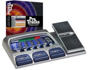 Digitech RPx400  Guitar Modeling Processor w/ USB Recorfing Software & Power Supply