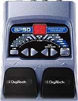 Digitech BP50 Bass Modeling Porcessor w/ Power Supply   www.tmscad.ecrater.com