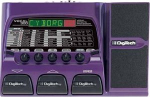 Digitech Vocal 300 Vocal EFX Processor w/ Power Supply  www.tmscad.ecrater.com
