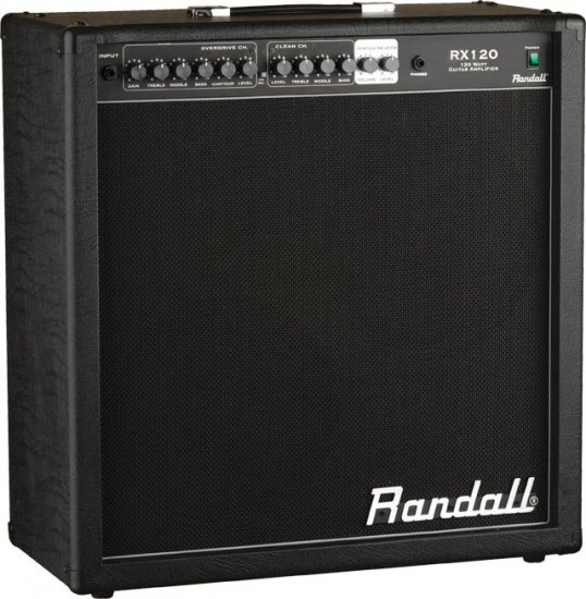 Randall RX120R 120W 2 Channel Combo Amp  FREE SHIPPING  www.tmscad.ecrater.com