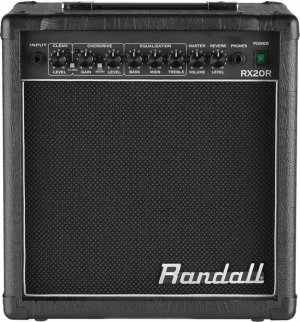Randall RX20R Combo Amp   FREE SHIPPING  www.tmscad.ecrater.com