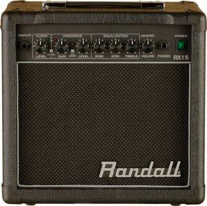 Randall RX15 12-Watt 1x6.5 Combo Amp  FREE SHIPPING  www.tmscad.ecrater.com