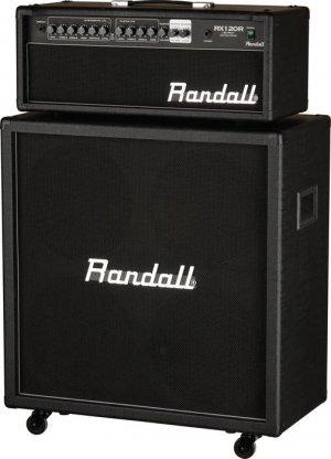 Randall RX120RHS 120W Half Stack w/RX412 Cab & RX120R Head www.tmscad.ecreater.com