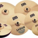Cymbals Sabian (All Models), Factory Metal,  Econo,  Adam