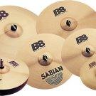 Cymbals Sabian (All Models), Factory Metal,  Econo,  Adam