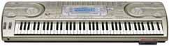 Casio WK3800 Full Size 76 Key Keyboad SC Card Slot, USB  FREE SHIPPING  www.tmscad.ecrater.com