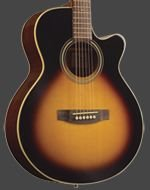 Takamine eG260C-BSB Brown Sunburst FXC Artist C/A TP4T Pre Amp FREE SHIPPING www.tmscad.ecrater.com
