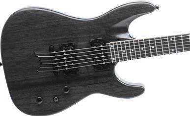 Dean Vendetta XM Electric Guitar Trans Black String Thru Body  www.tmscad.ecrater.com