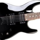 Dean Vendetta 1.0 Classic Black Solid Wood Body String Thru  www.tmscad.ecrater.com