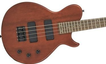"""Dean EVO XM Natural Electric Bass 30"""" Scale Maple Neck Dual Humbuckers  www.tmscad.ecrater.com"""