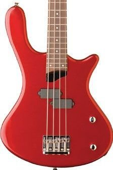 Washburn T12 Met Red Bass Guitar P Style Pickups www.tmscad.ecrater.com