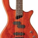 Washburn T14 Cognac Bass Guitar Maple Neck P&J Pickups  www.tmscad.ecrater.com