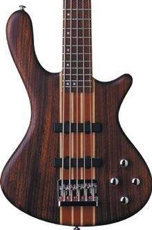 Washburn T25NMK Natural Matte Bass Neck Thru Mahogany FREE SHIPPING www.tmscad.ecrater.com