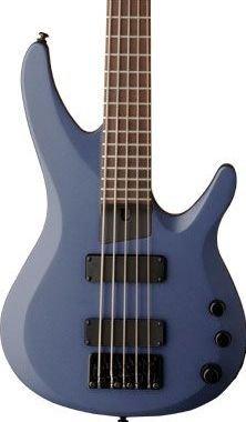 Washburn Bantam Bass BB4DBLK Deep Blue w/ GB6 Case 24 Fret FREE SHIPPING www.tmscad.ecrater.com