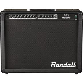 Randall Valve Dynamic G3 Series RG200G3 200W 2x12 Guitar Combo Amp www.tmscad.ecrater.com