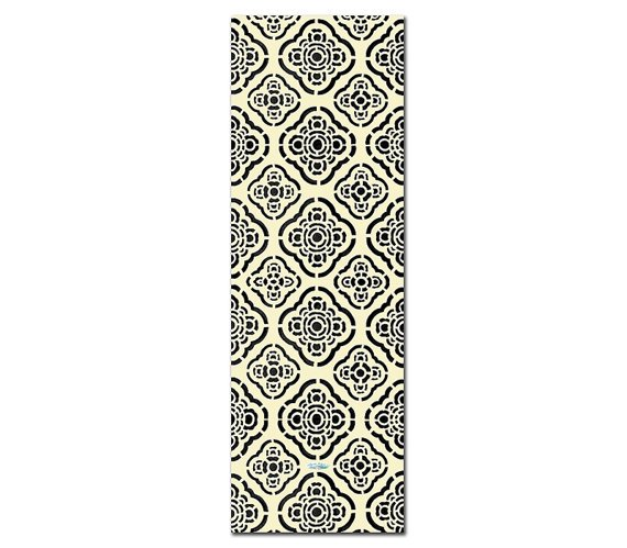 The Stamp Yoga Mat Bridesmaid Great Gift Handmade Accessories Home Decor  YogaMorganna 24 x 72